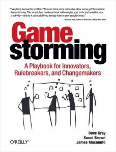 Gamestorming Book Cover